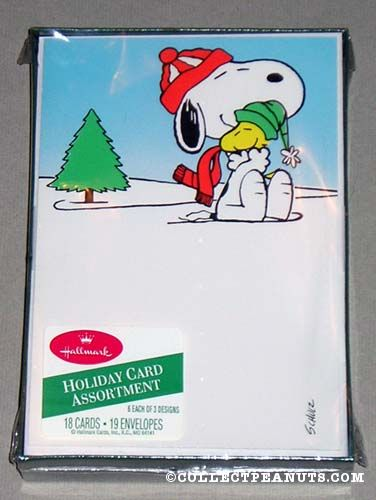 snoopy and woodstock hugging christmas cards snoopy and woodstock hugging christmas cards