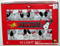Snoopy Light String