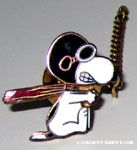 Peanuts & Snoopy Tie Accessories