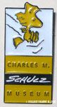 Peanuts & Snoopy Charles M. Schulz Museum Pins