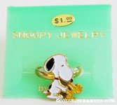 Peanuts & Snoopy Rings