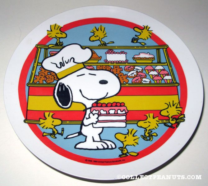 Snoopy And Woodstock Cake Pan