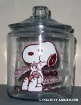 Peanuts & Snoopy Cookie Jars