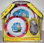 Peanuts & Snoopy Dinnerware Sets