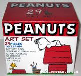 Peanuts Art Set