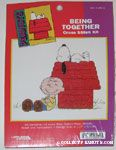 Peanuts & Snoopy Cross-Stitch Kits