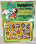 Snoopy's Wood Painting