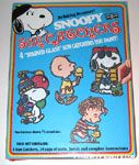 Peanuts & Snoopy Sun Catcher Kits