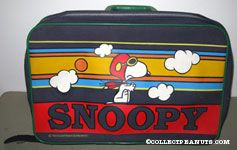 Snoopy Flying Ace Suitcase