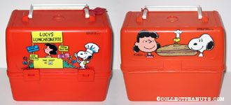 Lucy's Luncheonette Lunch Box