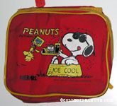 Peanuts Cloth Lunchboxes Boxes