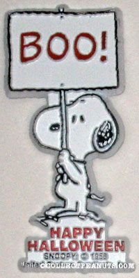 Peanuts Holidays Magnetic Collectibles Magnets
