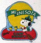 Peanuts & Snoopy Knott's Magnets
