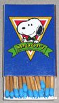 Snoopy head in triangle crest Matches