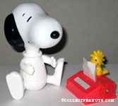 Snoopy with Typewriter