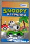 Snoopy Car Air Freshener
