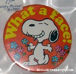 Snoopy with Flowers Mirror