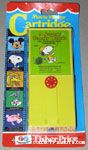 A Snoopy Tennis Classic Movie Viewer Cartridge