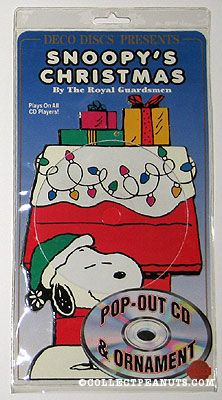 snoopys christmas cd - Snoopy Red Baron Christmas Song