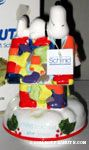Snoopy on stocking