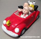 Peanuts & Snoopy Willitts Designs Car Musicals