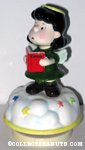 Angel Lucy carolling Music Box