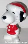 Snoopy Santa Nodder