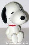 Snoopy Sitting Nodder