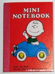 Peanuts & Snoopy Mini Notepads