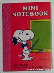 Snoopy at Chalkboard Notebook