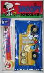 Peanuts & Snoopy Supply Sets
