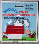Peanuts & Snoopy Pencil Sharpeners
