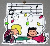 Peanuts & Snoopy Silvestri Ornaments