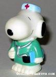 Snoopy Doctor Figure