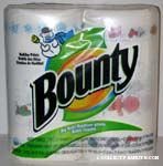 Bounty Winter Paper Towels