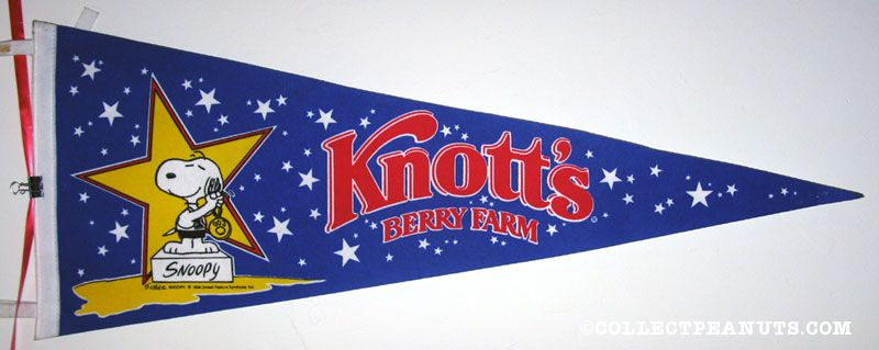 knotts berry farm snoopy. Click Image to Enlarge. Snoopy