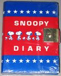 Snoopy & Woodstock walking Diary
