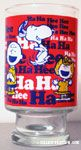Peanuts Characters Laughing Vase