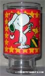 Snoopy and Woodstock Vase