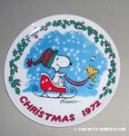 Peanuts & Snoopy Schmid Plates
