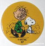 Peanuts & Snoopy Pogs & Accessories