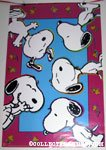 Snoopy Poses Poster
