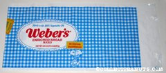 Weber's Enriched Bread Bag
