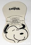 Snoopy Klakker from Weber's Bread