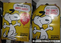 Snoopy 'Happy Dance' Poster