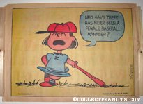 Peanuts Hang-Up #7 - Lucy