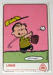 Linus Dolly Madison Baseball Card