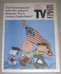 News Chronicle 'This is America, Charlie Brown' Article