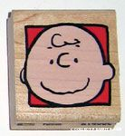 Peanuts & Snoopy Rubber Stamps