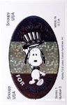 Peanuts & Snoopy General Stickers
